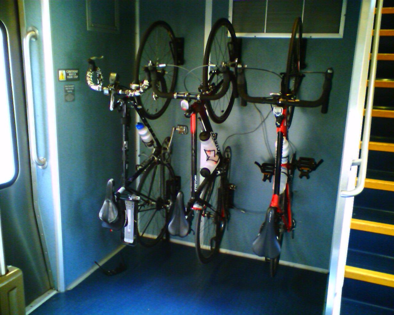 自転車ホルダー