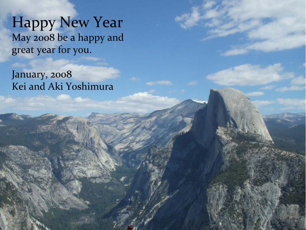 Happy 2008!!